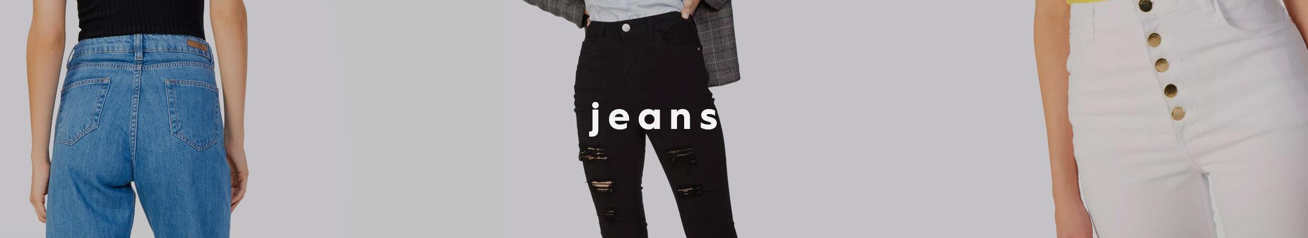 edb58bb353 Calça Jeans Feminina